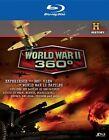 World War II 360 Blu Ray Region 1