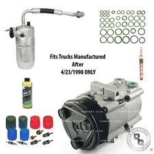 New AC A/C Compressor Kit Fits: 1998 1999 2000 2001 Ford F-150 V8 4.6L & 5.4L