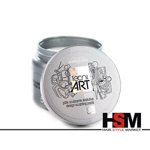 L-039-Oreal-Tecni-Art-Web-Pate-Sculpting-Paste-Cera-Pasta-Capelli-Tenuta-Forte-150ml