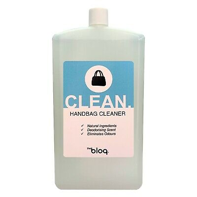 Handbag Cleaner For Leather Suede