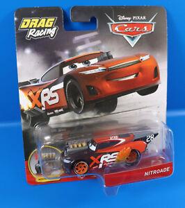 DISNEY Pixar Cars Drag Racing gfv37 NITROADE