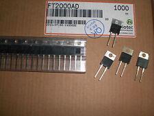 diodo schottky 20Amp 200v  blocking diode (x6) FT2000 AD (superfast) placa solar