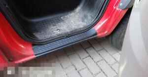 Nissan-Interstar-1998-09-Plastic-Door-Sill-Scuff-Guard-Scratches-Trim-Protectors