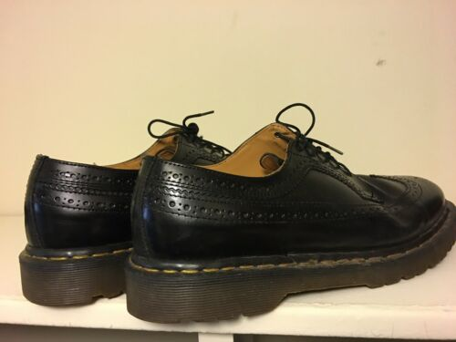 Dr Martens Affray Oxfords Wingtips Size 10 Doc Mar