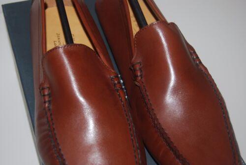 New Leather Charles Bramall Tyrwhitt Brown 6 Loafer Sz rvfwrqtx