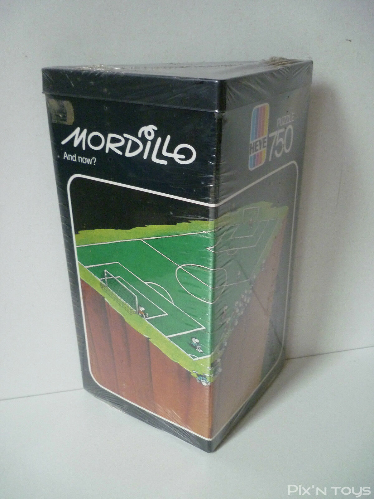 Puzzle 750 pièces Mordillo  And Now    Heye 1981