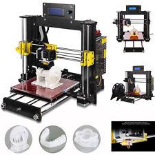 2017 Verbesserte High Precision große Größe Reprap Prusa i3 DIY 3D Drucker DEU