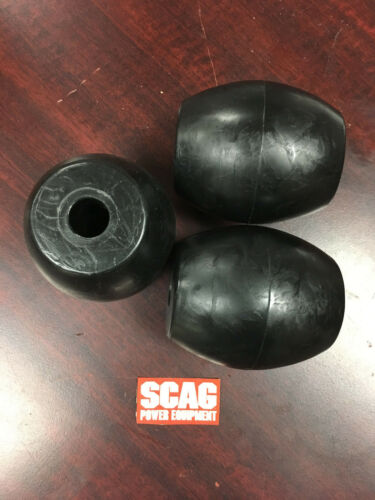 Scag Deck roller Anti Scalp Wheels for Turf Tiger 482295 3