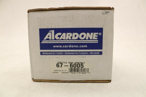 A1 Cardone Throttle Body Reman 67-6005 Ford Focus 2.0L I4 DOHC 2003-2008