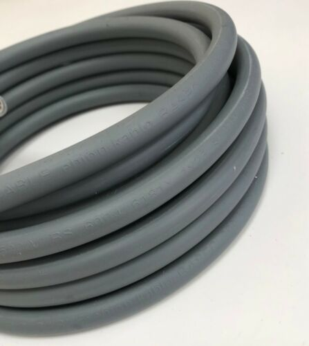 25mm BROWN METRE TAILS 6181Y PVC CABLE 5m ROLL