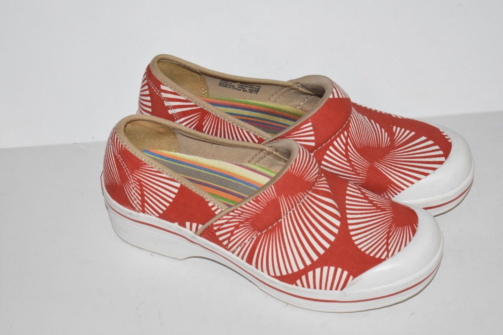 Dansko Vegano para mujeres Zapatos Zapatos Zapatos Zuecos 39  los nuevos estilos calientes