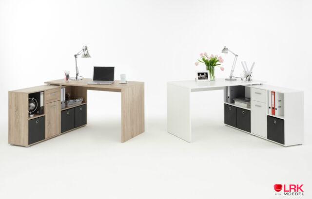 Schreibtischkombination Lea Schreibtisch Winkeltisch Tisch Möbel