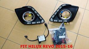 toyota hilux revo 2015 2016 led daytime running light led control Toyota Revo Hilux Interior image is loading toyota hilux revo 2015 2016 led daytime running