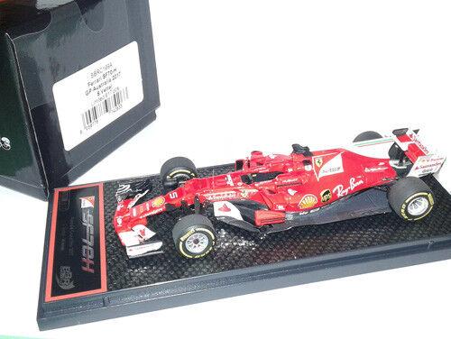 BBR 1 43 BBRC199A Ferrari SF70-H F.1 Winner Australian GP 2017 Vettel LTD NEW