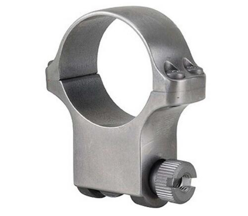 10//22 ecc. RUGER 6K30 30mm Stainless Altissima anello di montaggio MIRINO PER FUCILE PER M77