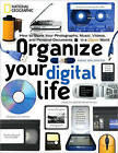 Organize Your Digital Life: How to Store Your Photographs, Music, Videos, and Personal Documents in a Digital World by Aimee Baldridge (Paperback, 2009)