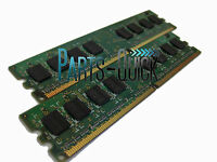 457624-001 Hp Compaq 4gb 2x 2gb Ddr2 Pc2-6400 800mhz Non-ecc Dimm Memory Ram