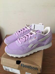 Reebok Classic Leather Pastel Purple