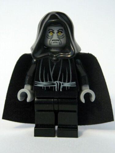 EMPEROR PALPATINE FIGURE FAST LEGO STAR WARS GIFT NEW 7624-2005