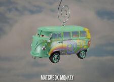 Fillmore Disney Pixar Cars Volkswagen T2 Bus Custom Ornament VW Vanagon Van TII