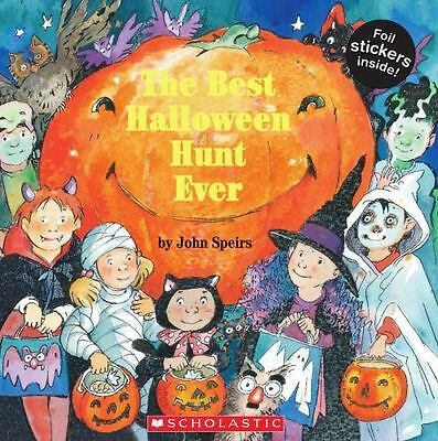 Best Halloween Hunt Ever by John Speirs (2008, Paperback)
