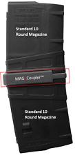 MAG|Coupler Double Sided Floorplate Coupler AR10 (.308 / 7.62x51mm) 3-Pack