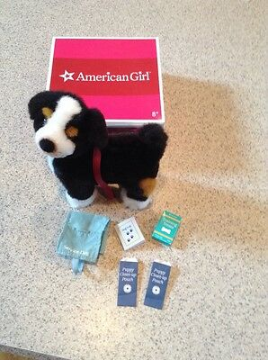 "18/"" Nicki American Girl Doll Retired Sprocket Dog in Training Service Vest ONLY"
