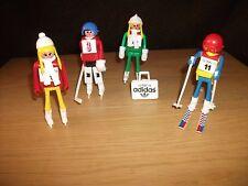 Play-BIG - 4 inverno atleti personaggi dai 70er anni