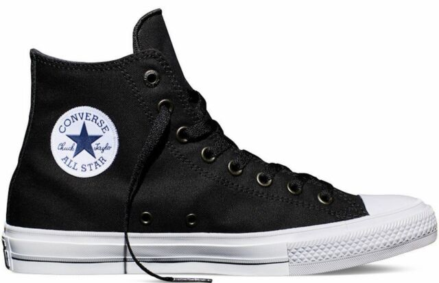 Converse Chuck Taylor All Star Chuck II High Black / White 150143C