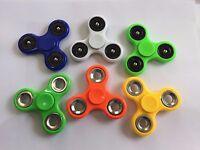 Fidget Finger Spinner: Choose Design. Focus For The Hand Ball Bearing Stress Toy