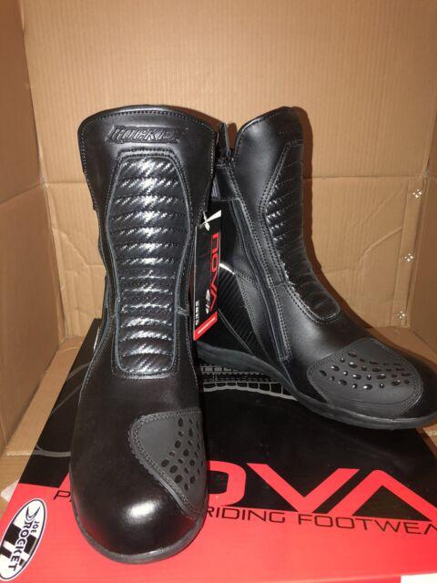 Joe Rocket MEN/'S Atomic Motorcycle Riding Boots//Shoes *7,9* Black//Gray