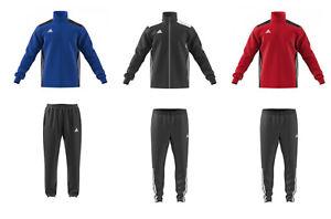Details zu adidas Regista 18 Polyester Herren Trainingsanzug (Jacke und Hose) ab 34,95€