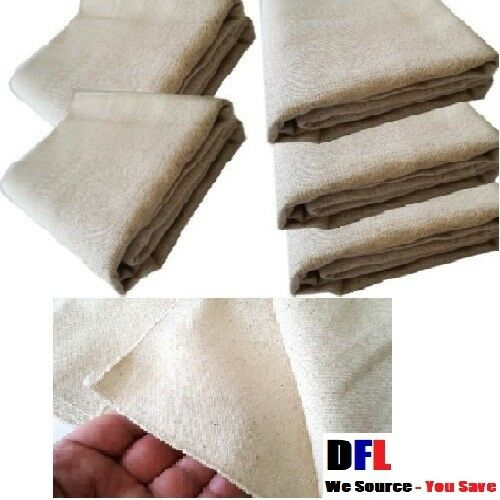 Good quality dust sheets decontamination examples