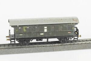 Marklin-4002-Piste-h0-voitures-Bi-2-Classe-DB-epoque-III-tole-LIRE