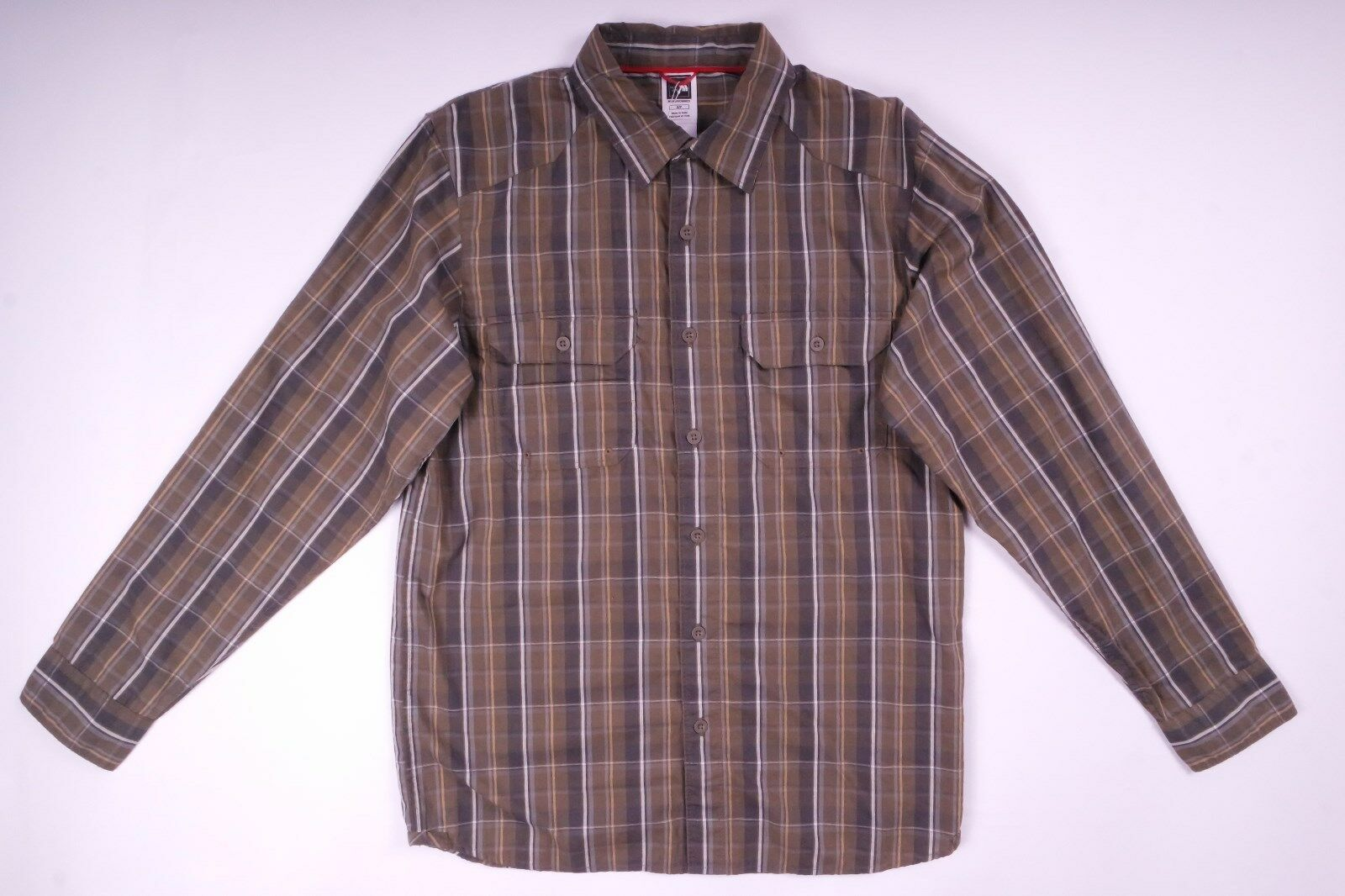 The North Face Tekware Outdoor Function  Shirt Shirt Mens Size S  free shipping worldwide