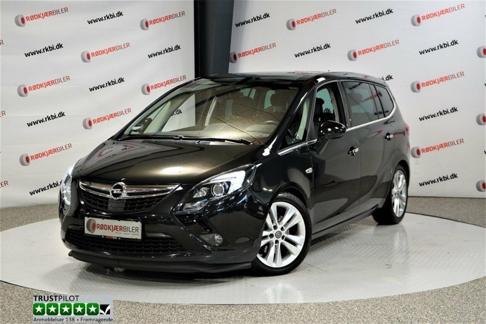 Opel Zafira Tourer 2,0 CDTi 165 Cosmo aut. 5d - 199.900 kr.
