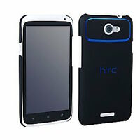Htc Hard Shell For Htc One X (pj83100) Black And Cobalt Blue