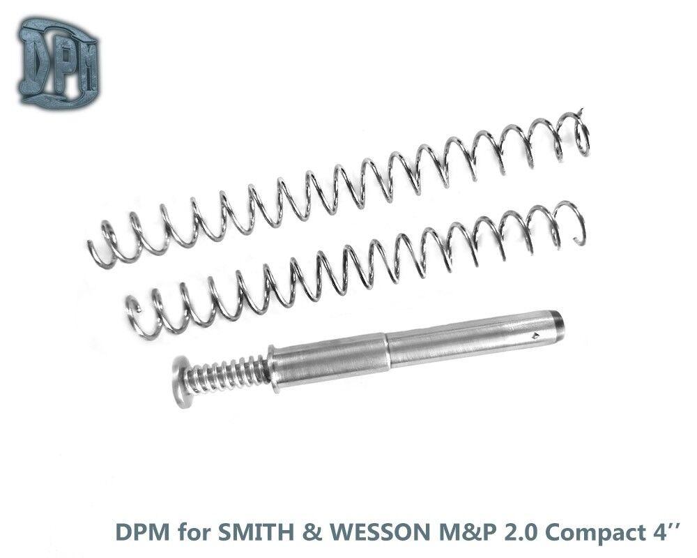 Sistema de rojoucción de retroceso Dpm Para S&W M & P 2.0 Compacto 4  barril 9mm 40s&w