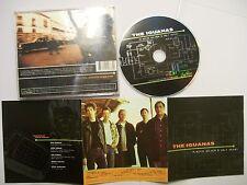 THE IGUANAS Plastic Silver 9 Volt Heart – 2003 USA CD – Tex-Mex Latin, Folk Rock