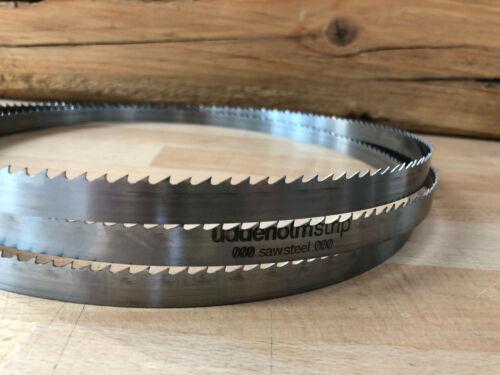 Bandsaw Blade Uddeholm Sweden Steel by 2520mm 3500mm Width 6mm Bis 25mm