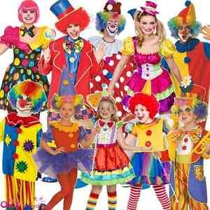 ADULT-KIDS-CIRCUS-CLOWN-CLOWNS-CHARITY-FUNNY-SPOTTY-RAINBOW-FANCY-DRESS-COSTUME