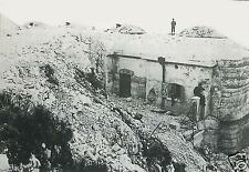 Italian Army Fort Monte Verena Italy World War 1, 6x4 Inch Reprint Photo 1