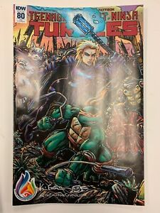 IDW-TEENAGE-MUTANT-NINJA-TURTLES-80-COMICS-amp-PONIES-COVER-NM-CONDITION