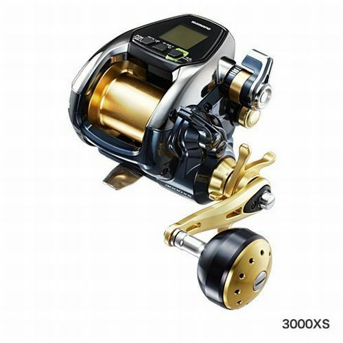 Shimano 16 Beast Master 3000-XS Electric Power Assist Reel New