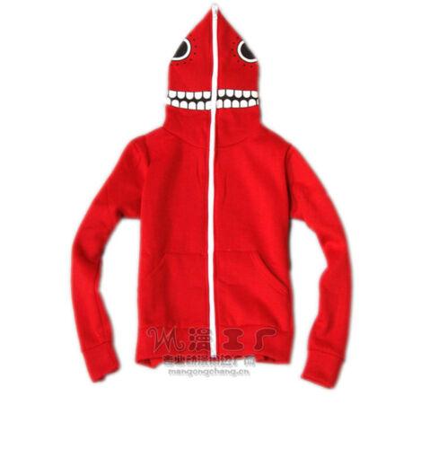 Red Hooded Jacket Vocaloid Matryoshka Gumi,Women Coat Sportswear Cosplay Costume