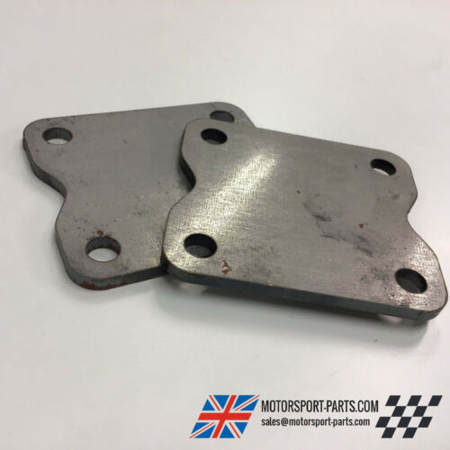 2 Per Pack-Pinto Crossflow /& Cosworth OE935 Moteur Plaques de fixation