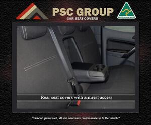 Seat Cover Honda Jazz Front 100/% Waterproof Premium Neoprene
