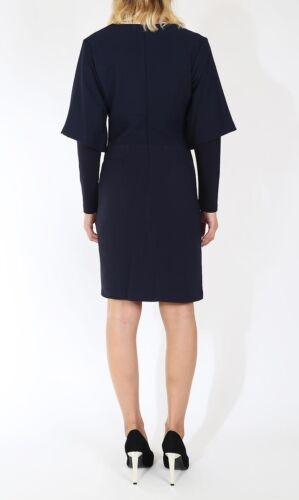 ROBERTA BIAGI abito donna tubino ABI2052 colore BLU inverno 2018