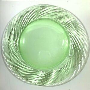 Pyrex-Festiva-Spring-Green-Swirl-Glass-Serving-Platter-Chop-Plate-12-034