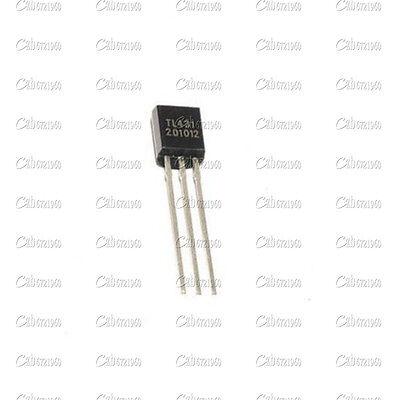 10PCS TL431ACL TL431 Precision Shunt Regulator To-92